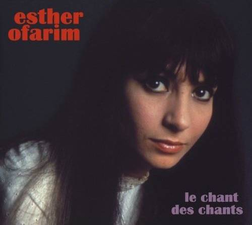 Esther Ofarim - le chant des chants